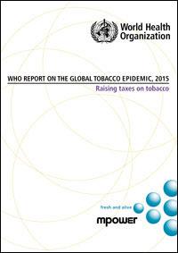 who informe tabaco