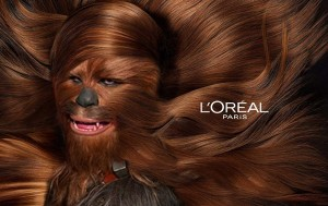 Loreal-Funny-Chewbacca