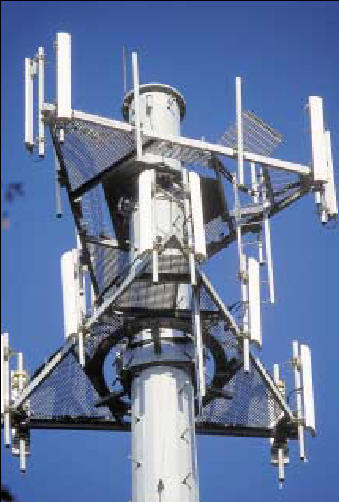 antenna 6_sector_site_in_CDMA