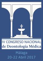 Congreso Deontología Médica