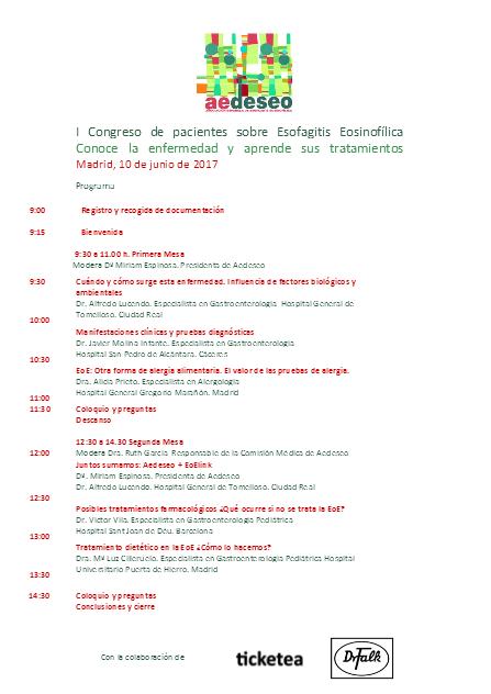 Programa Congreso EoE